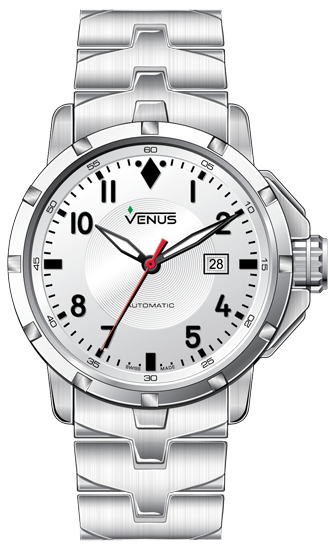 VE-1302A1-23-B1 | VENUS WATCHES