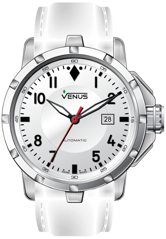VE-1302A1-23-R1S1 | VENUS WATCHES