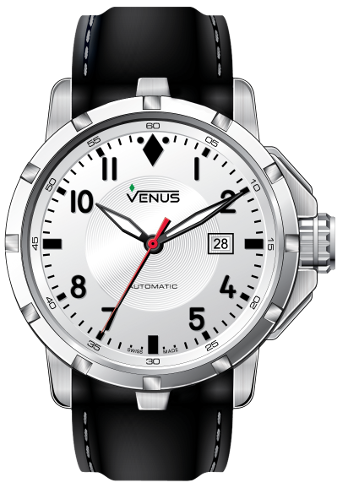 VE-1302A1-23-R2S1 | VENUS WATCHES