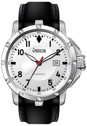 VE-1302A1-23-R2S2 | VENUS WATCHES