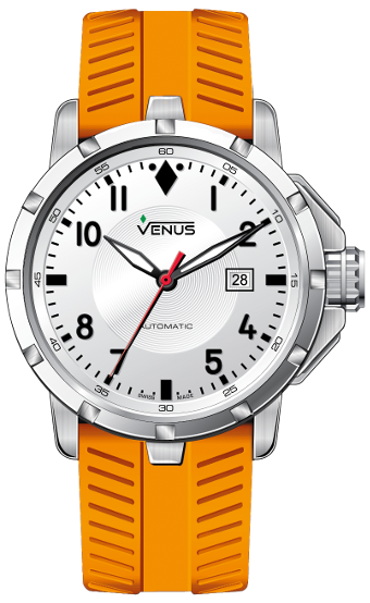 VE-1302A1-23-R8 | VENUS WATCHES