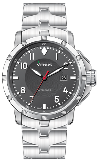 VE-1302A1-27-B1 | VENUS WATCHES