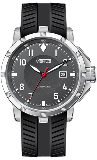 VE-1302A1-27-R2 | VENUS WATCHES