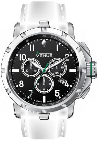 VE-1311A1-22-R1S1 | VENUS WATCHES