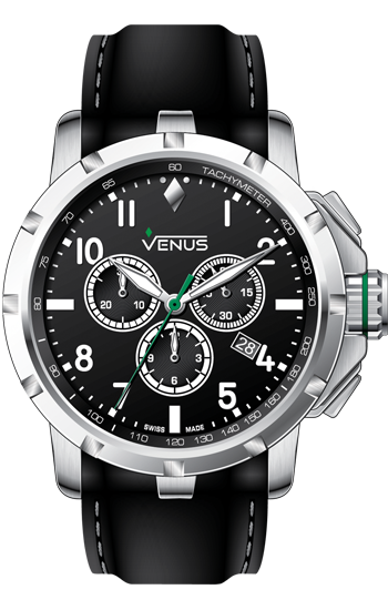 VE-1311A1-22-R2S1 | VENUS WATCHES