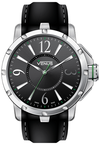 VE-1313A1-4A2-R2S1 | VENUS WATCHES
