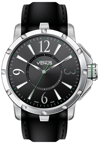 VE-1313A1-4A2-R2S2 | VENUS WATCHES