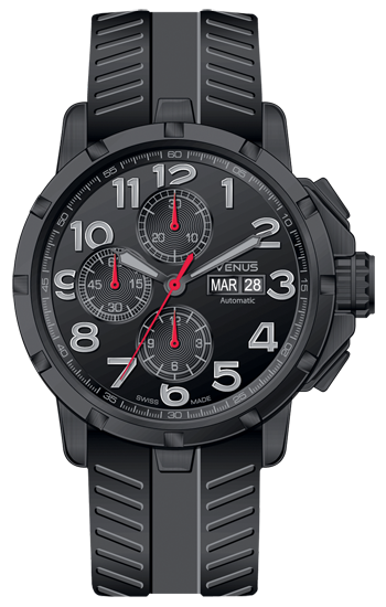 VE-1301A2-22-R2 | VENUS WATCHES