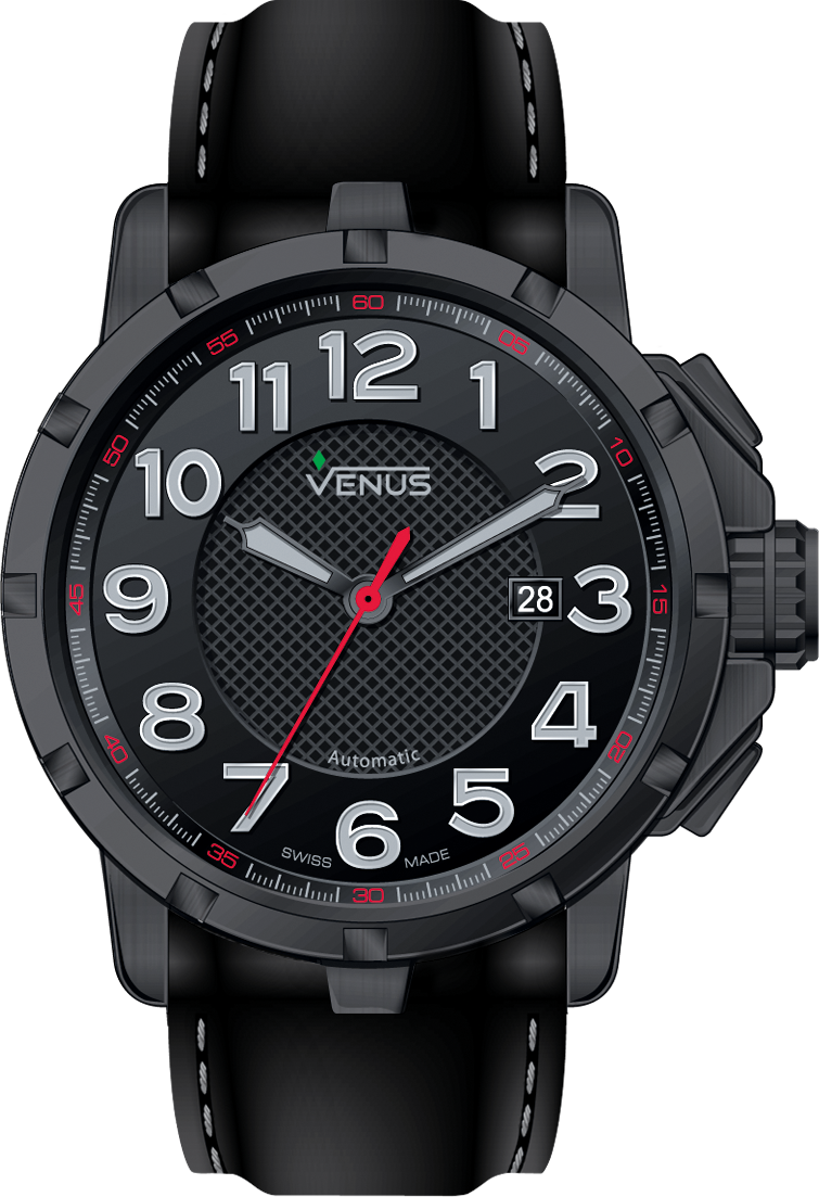 VE-1302A2-22-R2S1 | VENUS WATCHES
