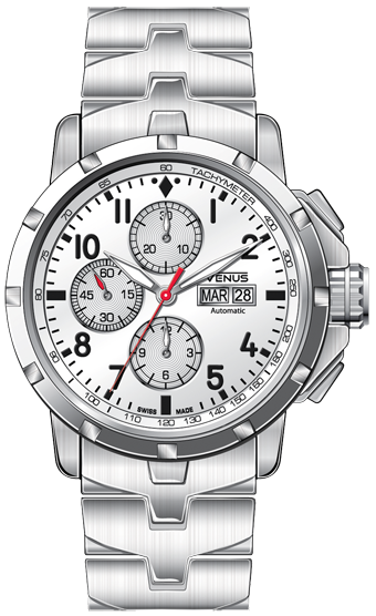 VE-1301A1-23-B1 | VENUS WATCHES