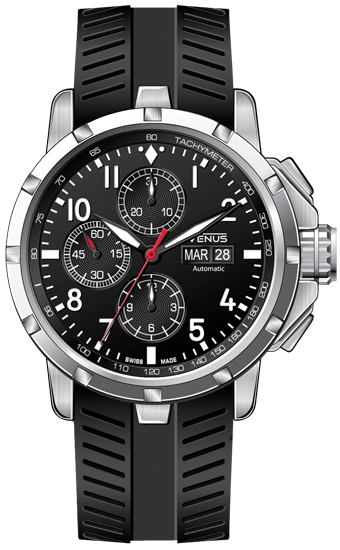 VE-1301A1-22-R2 | VENUS WATCHES