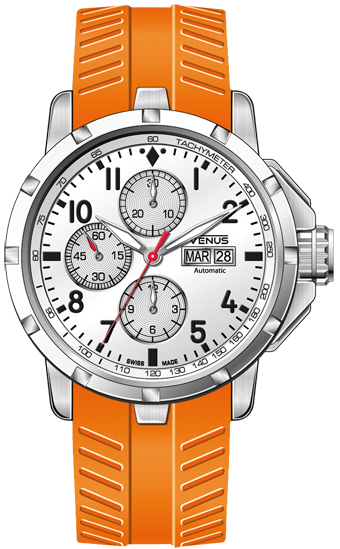 VE-1301A2-23-R8 | VENUS WATCHES