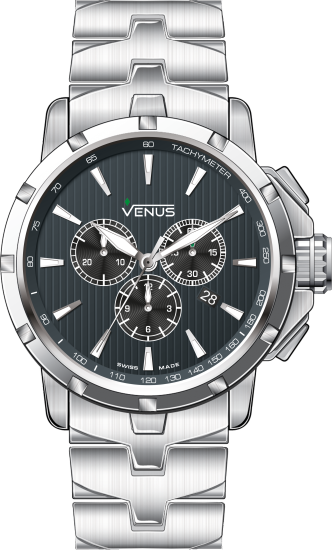 VE-1311A1-37-B1 | VENUS WATCHES