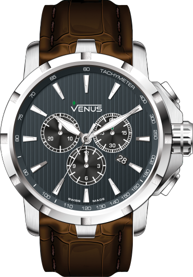 VE-1311A1-37-L16 | VENUS WATCHES