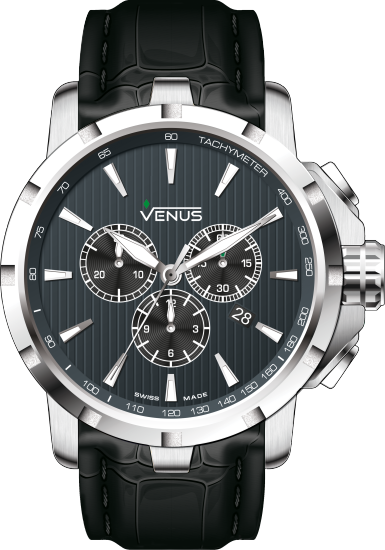 VE-1311A1-37-L2 | VENUS WATCHES