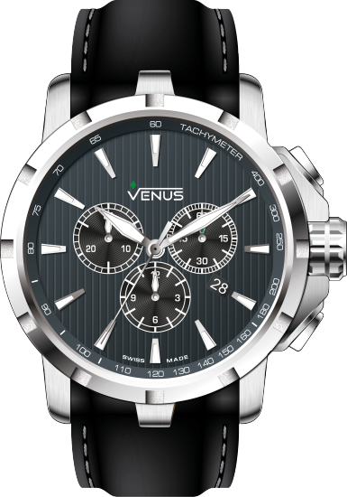 VE-1311A1-37-R2S1 | VENUS WATCHES
