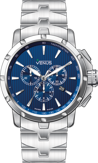 VE-1311A1-38-B1 | VENUS WATCHES