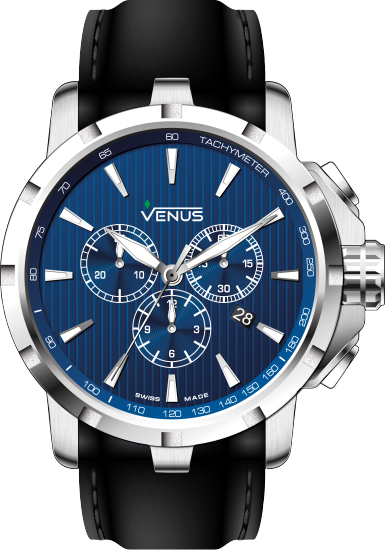 VE-1311A1-38-R2S2 | VENUS WATCHES