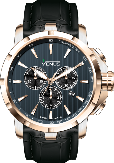 VE-1311A6-37-L2 | VENUS WATCHES