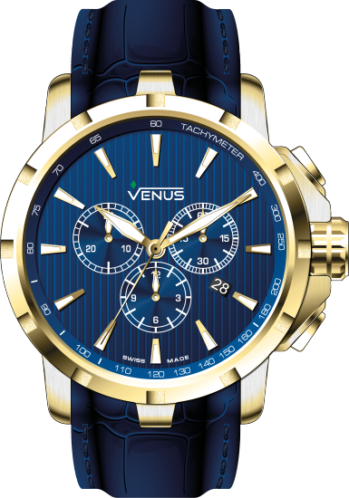 VE-1311A7-38-L12 | VENUS WATCHES
