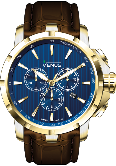VE-1311A7-38-L16 | VENUS WATCHES