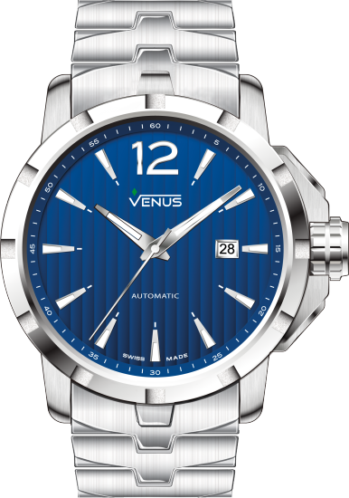 VE-1302A1-38-B1 | VENUS WATCHES