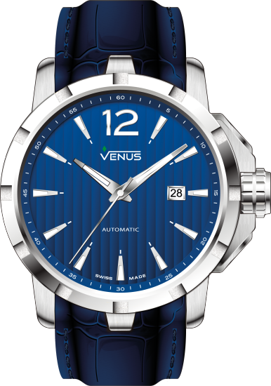 VE-1302A1-38-L12 | VENUS WATCHES