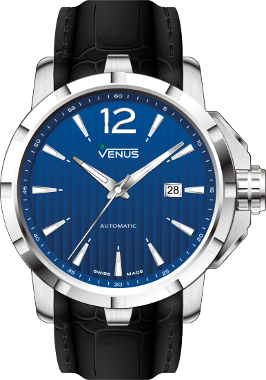 VE-1302A1-38-L2 | VENUS WATCHES