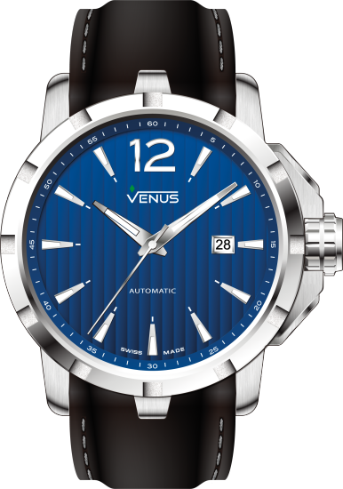 VE-1302A1-38-R2S1 | VENUS WATCHES