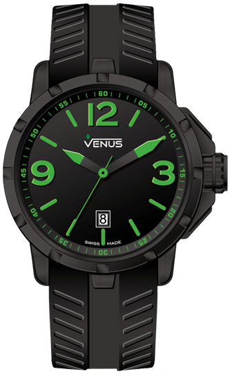 VE-1312A2-22G-R2 | VENUS WATCHES