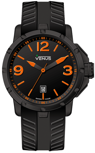 VE-1312A2-22O-R2 | VENUS WATCHES