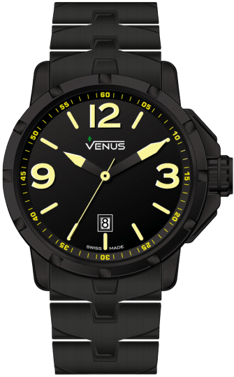VE-1312A2-22Y-B2 | VENUS WATCHES
