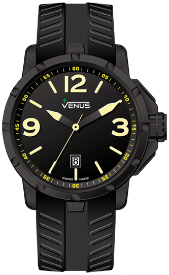 VE-1312A2-22Y-R2 | VENUS WATCHES
