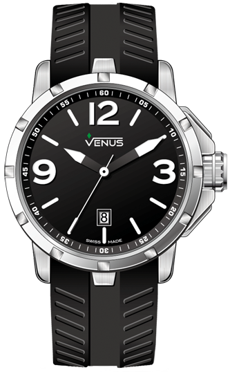 VE-1312A1-22-R2 | VENUS WATCHES