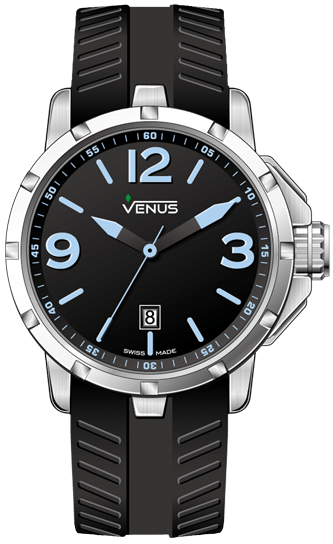 VE-1312A1-22B-R2 | VENUS WATCHES