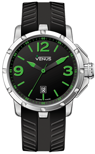 VE-1312A1-22G-R2 | VENUS WATCHES