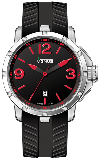 VE-1312A1-22R-R2 | VENUS WATCHES