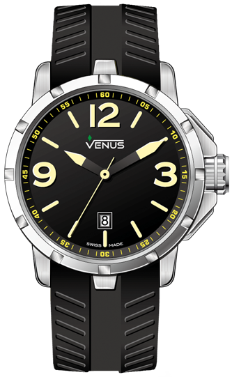VE-1312A1-22Y-R2 | VENUS WATCHES