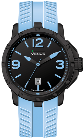 VE-1312A2-22B-R9 | VENUS WATCHES