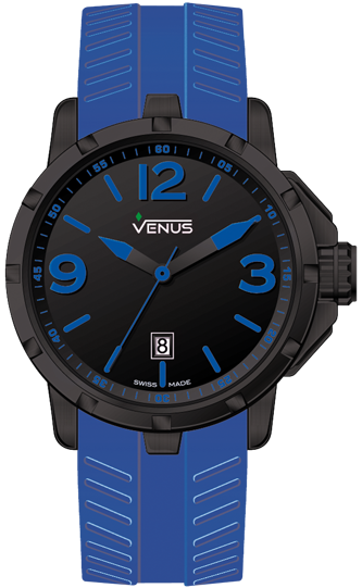 VE-1312A2-22DB-R12 | VENUS WATCHES