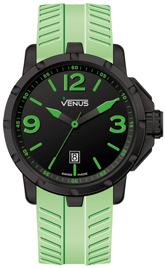 VE-1312A2-22G-R10 | VENUS WATCHES