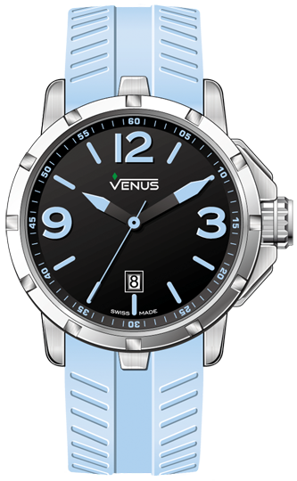 VE-1312A1-22B-R9 | VENUS WATCHES