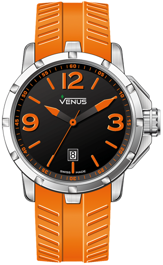 VE-1312A1-22O-R8 | VENUS WATCHES