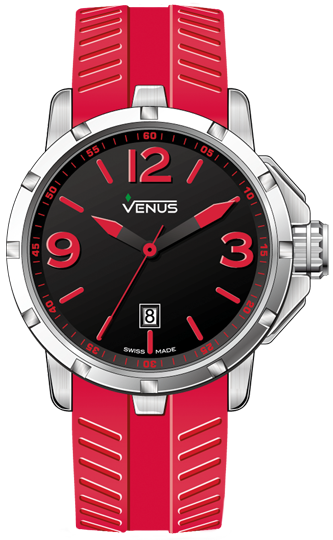 VE-1312A1-22R-R5 | VENUS WATCHES