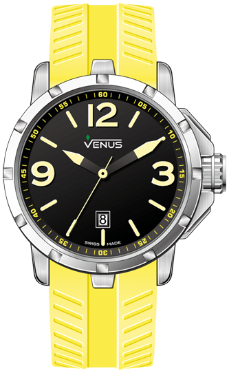 VE-1312A1-22Y-R11 | VENUS WATCHES