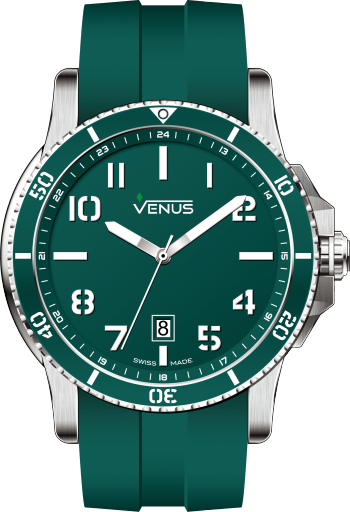 VE-1412A1-210-R10 | VENUS WATCHES