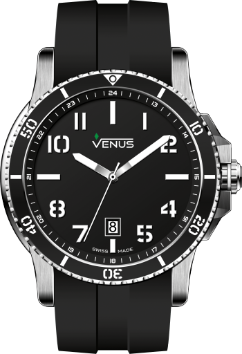 VE-1412A1-22-R2 | VENUS WATCHES