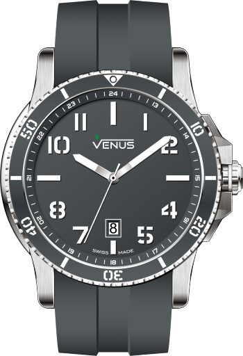 VE-1412A1-27-R3 | VENUS WATCHES