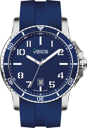 VE-1412A1-28-R12 | VENUS WATCHES