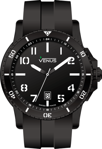 VE-1412A2-22-R2 | VENUS WATCHES